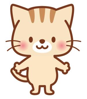 トラ猫ちゃん